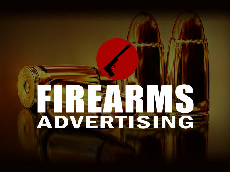 Unique Firearms Industry Advertising and Marketing Directory Business Website