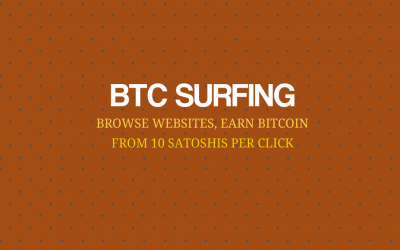 EARN BITCOINS FOR VIEWING WEBSITES. ADVERTISE & EARN