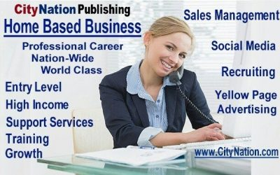 Home Based Business Opportunity, B2B Advertising, Get 3 Biz (USA Only)