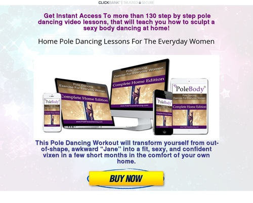 Best Online Pole Dancing Lessons For Home | Pole Dance Fitness Oasis