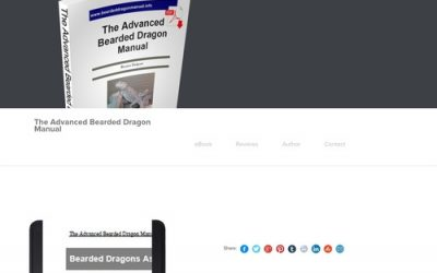 The Bearded Dragon Manuals