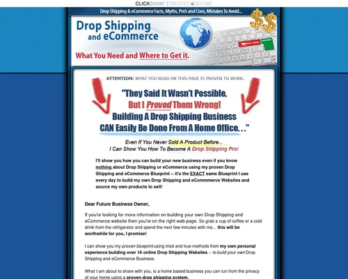 dropshippingandecommerce.com-&nbspThis website is for sale!-&nbspdropshippingandecommerce Resources and Information.