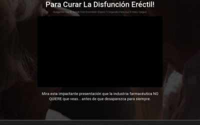 Adios Disfuncion Erectil – Brand New Ed Product In Spanish