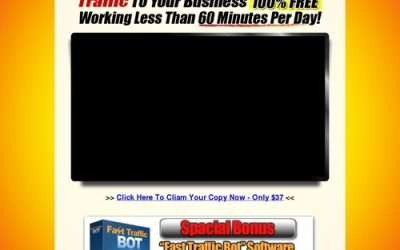 60 Minutes Free Traffic Formula – generate 100% Free Targeted Traffic within 60 Minutes Per day!