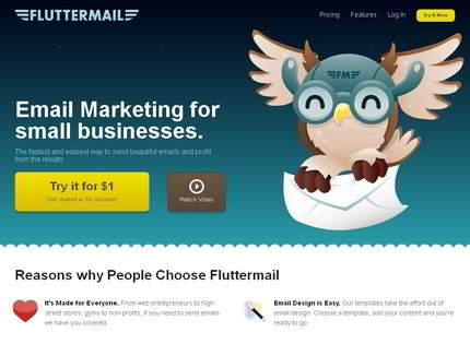 Fluttermail review
