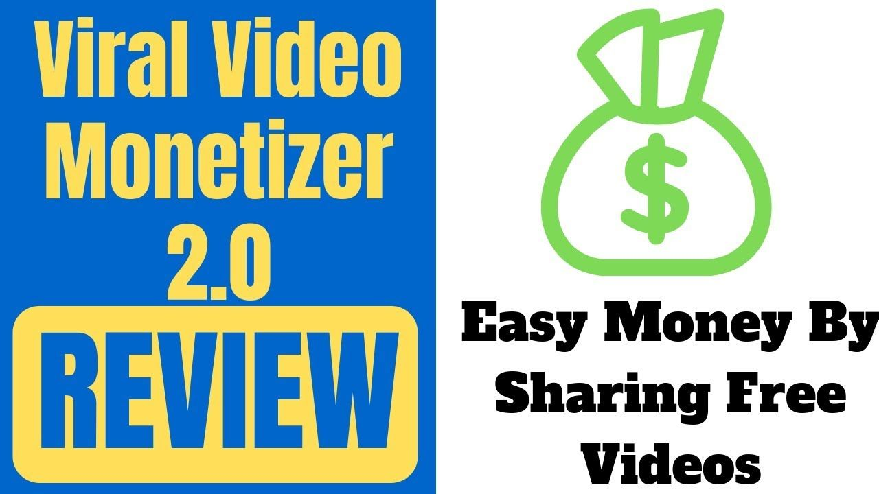 Viral Video Monetizer 2.0 Review