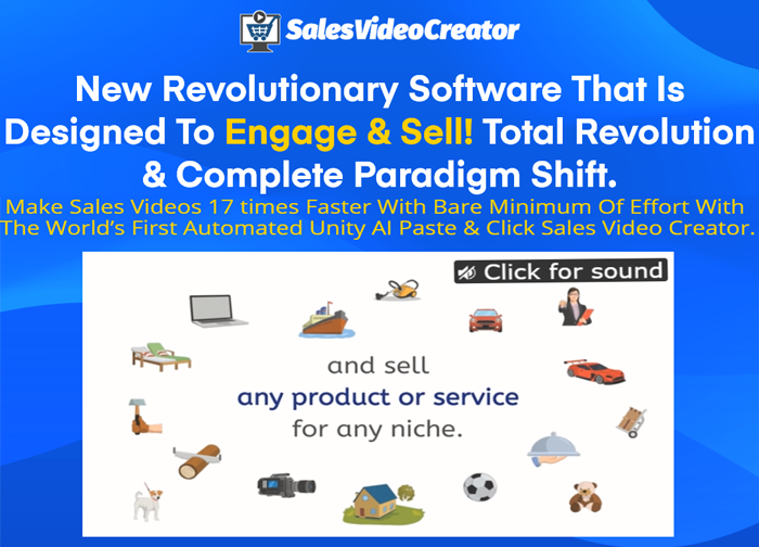 SalesVideoCreator review